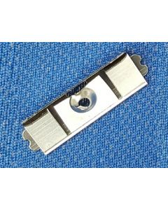 Mounting clip for cover, PU=50pc