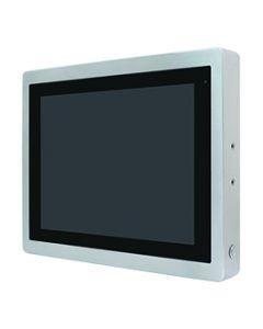 Aplex VITAM-112P met IP66/69 RVS behuizing en PCAP scherm is goed te reinigen