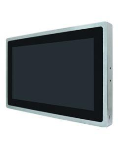Aplex VITAM-121G met IP66/69K water & stofbestendig scherm en verhard glas. Hygienisch en eenvoudig te reinigen.