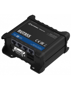 RUT955 teltonika Professional rugged Dual-SIM 4G/LTE & WiFi cellular router