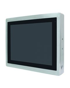 "12.1"" Aplex industriële embedded Panel PC met resistive touch."
