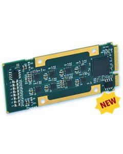Acropack 12-bit DAC module waveform capabilities 16 analog o