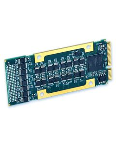 AcroPack RS422 counter/timer module with six 32-bit counters
