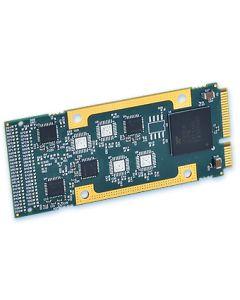 AcroPack Module: Four RS232E serial ports