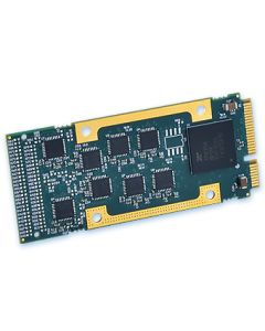 AcroPack Module: Eight RS232E serial ports