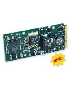 AcroPack Module: 1Gb Ethernet POE AcroPack Module Single Por