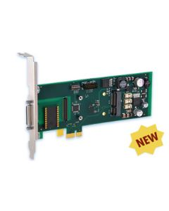 PCIe AcroPack carrier, holds 1 AcroPack board