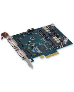 PCIe AcroPack carrier, holds 2 AcroPack boards