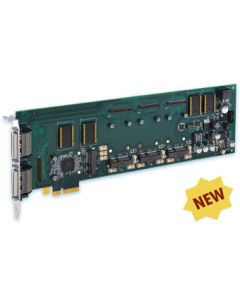 PCIe AcroPack carrier, holds 4 AcroPack boards