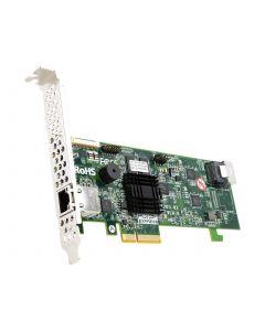 Areca 4-Port PCIe x4 6GB/s SATA Adapter Raid controller