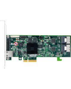 Areca 8-Port PCIe x4 6GB/s SATA Adapter Raid controller