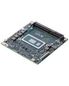 Compact type6 COM Express i5-8365UE 1.6-4.1GHz GT2 level gfx