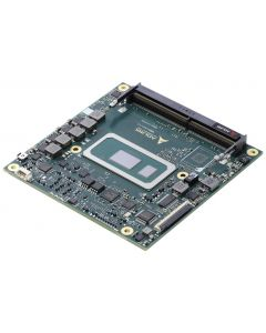Compact type6 COM Express i7-8665UE 1.7-4.4GHz GT2 level gfx