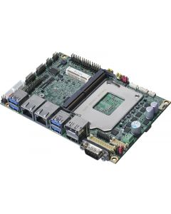 "3.5"" Miniboard based on Intel Q370 chipset, w/ DP series."