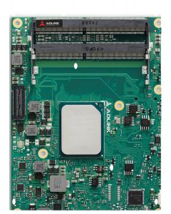 Basic type7 COM Express Atom C3708 8core 1.7GHz -40..85°C