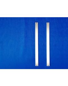 Front panel F handle 6U/3HP
