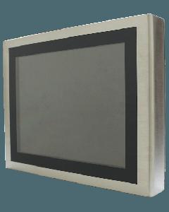 """17"""" PCT Panel PC I7-6600U met 2x PoE"""