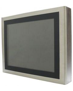 """19"""" PCT Panel PC I7-6600U met 2x PoE"""