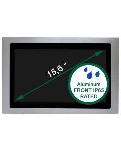 15,6'' PCT Panel PC Celeron J1900 24V 1920x1080