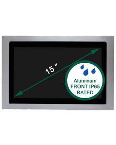 15'' PCT Panel PC Celeron J1900 24V