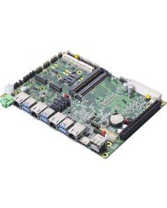 "5.25"" Miniboard E3-1505M onboard, LVDS, HDMI, DP, VGA, 4GLAN"