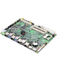 "5.25"" Intel N3350,LVDS,HDMI,header VGA or 2nd LVDS,4xGLAN"