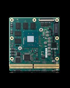 SMARC Full Size Atom E3845 4GB DDR3L 8GB eMMC -40...85C
