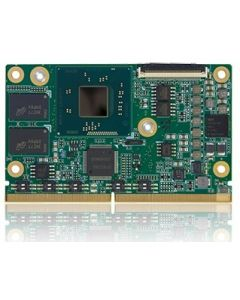 SMARC Short Size Module Atom E3815 2GB DDR3L -40...85C