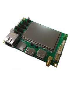 Pico-ITX mainboard with Rockchip RK3128 Quad-core Cortex-A7