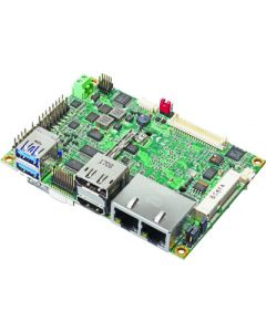 Pico-ITX MB Celeron dual-core N3350 DP & heat spreader