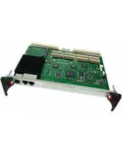 A21C,6U VME64, P1013/800MHz, 1GB, 2xPMC/XMC