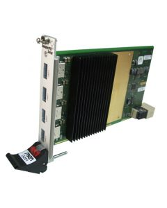 G201, 3U CPCI-Serial 4x USB 3.0 5Gbit/s, -40..+85°C
