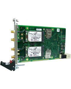 G212, 3U CPCISerial, PCIe MiniCard, -40..+85°C