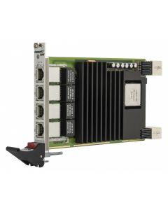 G304,3U CPCI-S, 5GbE Switch, RJ45, PoE+