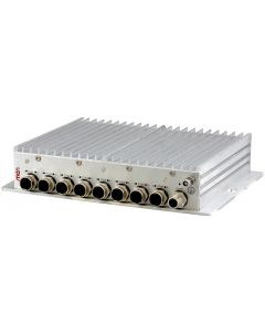 NM11, 8x10/100 Mb PoE Switch,-40.+70°C cc