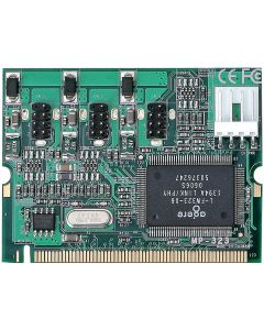 mPCI 3x IEEE1394A Firewire module Agere Fw323 chipset