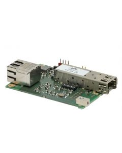 Ethernet media converter 1x RJ45 and 1x SFP opposite side
