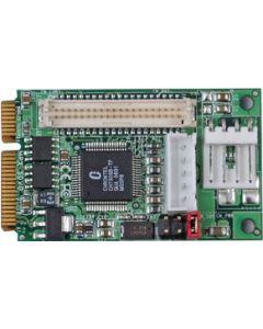 MPX-SDVOX PCI Express mini card LVDS Module
