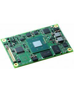 COM Express Mini Type 10 Atom E3805 1.33GHz 2GB nonECC DDR3L