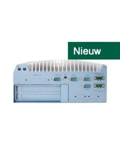 Nuvo-7002DE Fanless industrialPC 8th-Gen Corei 2xGBE 2xPCIe