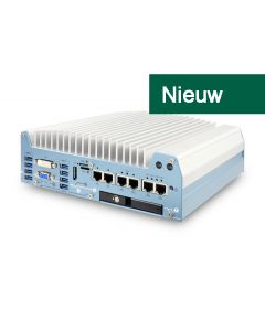 Nuvo-7006LP Fanless industrial PC 8th-Gen Corei 6xGBE