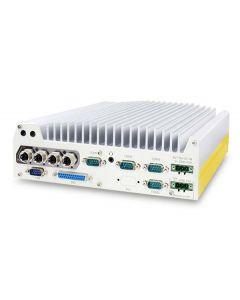 Nuvo-7104VTC Q370 4xi210GbE PoE+, DIO, CAN, RAID