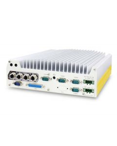 Nuvo-7100VTC Intel® 9th Gen Core 4x M12 PoE+ Ports, DIO, CAN