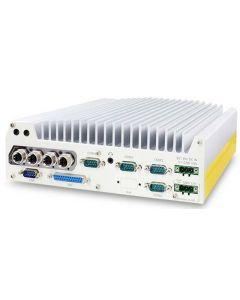 Nuvo-7108VTC Intel® 9th Gen Core 8x RJ45PoE+, DIO, CAN, RAID
