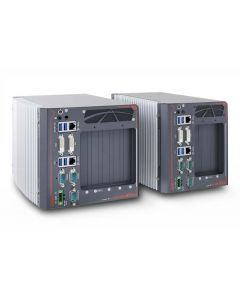 Nuvo-8003 Fanless rugged Box-PC with 3x PCIe expansion slots