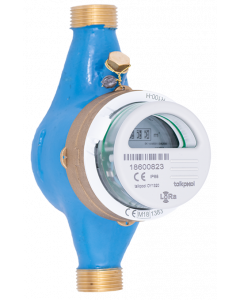 Lorawan measures water flow in pipes automatically GMDM-RFM