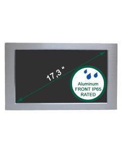 """17,3"""" Resistive Panel PC Celeron J1900 24V 1920x1080"""