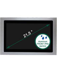 "21,5"" PCT Panel PC I5-6300U 24V"