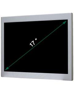 17'' Resistive Metal Panel PC Celeron J1900 24V
