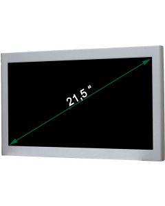 21,5'' Resistive Metal Panel PC Celeron J1900 24V 16x9
